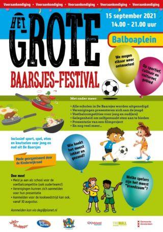 Baarsjes festival