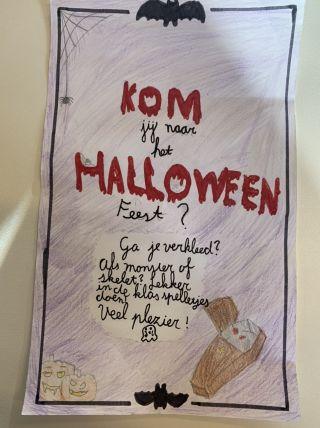 Halloween leerlingraad